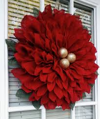 poinsettia wreath tutorial pencil wreath wreath tutorial and