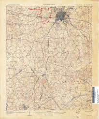 Map Of North And South Carolina South Carolina Historical Topographic Maps Perry Castañeda Map