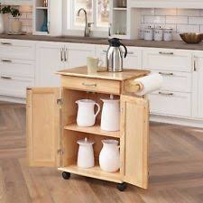 Kitchen Rolling Cabinet Microwave Cart With Hutch White Carts Storage Doors Rolling Wooden