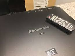 panasonic pt ar100u replacement l panasonic projector kijiji in ontario buy sell save with