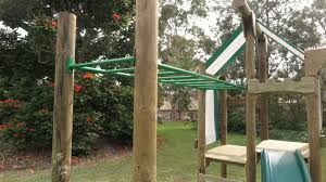 ozfort monkey bar go and play playgrounds trampolines and toys