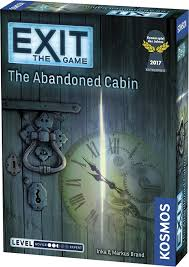 amazon com thames u0026 kosmos exit the abandoned cabin game toys
