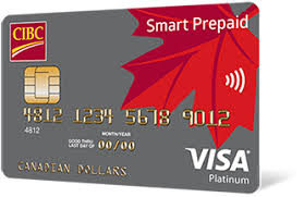pre paid credit cards visa card prepaid cards cibc