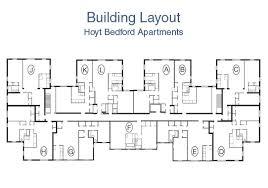 Apartment Building Floor Plans by Floor Plans Hoyt Bedford Ct Best Apartments
