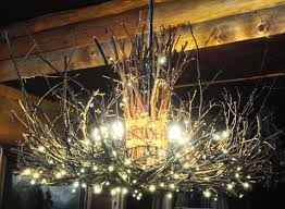 Rustic Chandeliers For Cabin The Appalachian Rustic Outdoor Chandelier 5 Candle