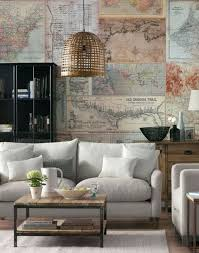 wallpaper livingroom unusual wallpapers make rooms appear full of character