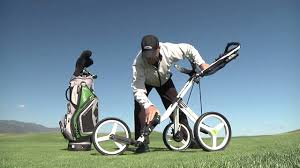 the a z guide to finding the best golf push cart full product