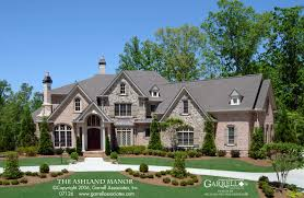 ashland manor house plan house plans by garrell associates inc