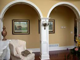 mobile home interior trim arched window casing ideas day dreaming and decor