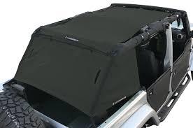 jeep islander 4 door alien sunshade jeep wrangler shade cage 2007 2017 4 door