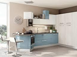 meuble cuisine bleu meuble cuisine bleu salon cuisine americaine deco cuisine ouverte