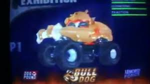 monster trucks jam games bulldog maximum destruction monster trucks wiki fandom