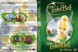 tinkerbell tinkerbell lost treasure double 2008 2009