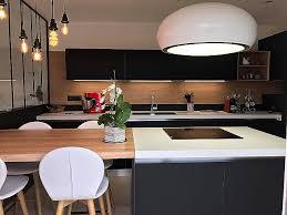 hotte ilot cuisine lustre salle à manger leroy merlin awesome cuisine design avec hotte