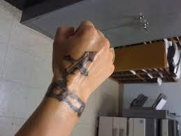 wrist tattoos cross 41 all around wrist tattoos