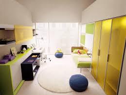 deco chambre vert decoration chambre vert bleu jaune