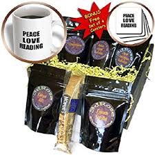 Book Gift Baskets Buy Inspirationzstore Happiness Is Peace Love And Reading
