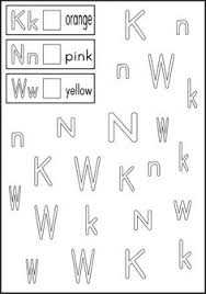 alphabet writing worksheets kindergarten esl efl ideas