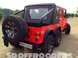 mahindra jeep 2017 mahindra thar 6 6 restrored by sd offroaders u2013 sd offroaders