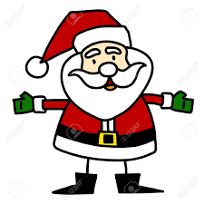 cartoon santa google search christmas decorations pinterest