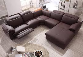 Modular Reclining Sectional Sofa Sectional Sofa Design Modern Reclining Sectional Sofas For Small