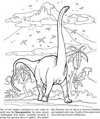 61 kids dinosaur printables coloring pages clip art images