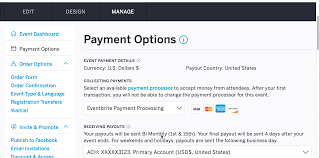 how to accept payments by check invoice or at the event with