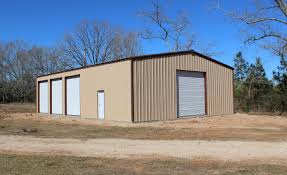How Much Does It Cost To Build A Pole Barn House by The Construction Of Our 40 U0027x60 U0027 Metal Building Completed Youtube