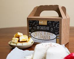 diy kits crumbly goat cheese and creamy chevre d i y cheese kit 8