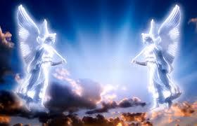 Divine Light Angels With Divine Light Stock Photo Image 8453340