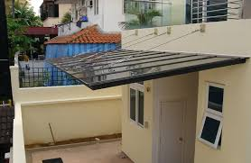 Clear Awnings For Home Polycarbonate Awning Singapore Polycoabonate Singapore Perfect