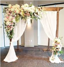 flower arch 20 beautiful wedding arch decoration ideas floral wedding arch