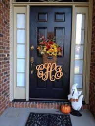 Home Decor Initials Letters Best 25 Front Door Letters Ideas On Pinterest Initial Door