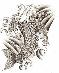 simple tattoo gallery japanese tattoos especially koi fish