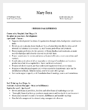Free Sample Resume For Administrative Assistant by Administrative Assistant Resume Template U2013 44 Word Pdf Documents