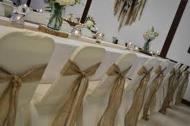 burlap chair sashes burlap chair sashes 2012 weddings burlap chair