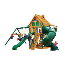 indoor outdoor playsets and toys