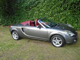 toyota roadster used toyota mr2 roadster red vvt i kerry motors