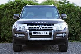 land rover mitsubishi mitsubishi shogun review and test drive tartan tarmac