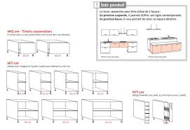 caissons de cuisine caisson meuble cuisine best meuble caisson cuisine avec caissons