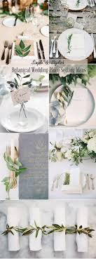 simple wedding ideas 2017 2018 trends easy diy organic minimalist wedding ideas