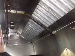 kitchen exhaust hood cleaning results wct systems pte ltd
