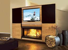 Faux Fireplace Tv Stand - living room pallet fireplace with tv stand cabinet surround design