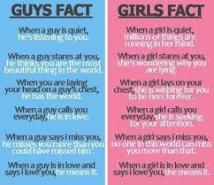 true daily quotes 6 facts about guys n