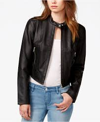 perforated leather motorcycle jacket perforated faux leather jacket cairoamani com