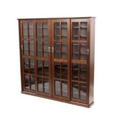 Multimedia Cabinet With Glass Doors Multimedia Cabinet With Glass Doors Foter