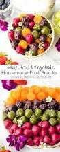 healthy homemade fruit snacks with whole fruits u0026 veggies