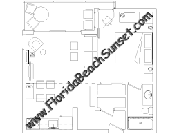 www floorplan florida sunset vacation rental floorplan