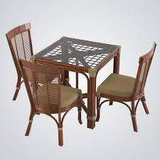dining room interesting american rattan dining furniture
