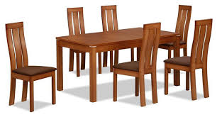 Dining Room Awesome Furniture Table Designs In Chairs Popular - Awesome teak dining table and chairs residence
